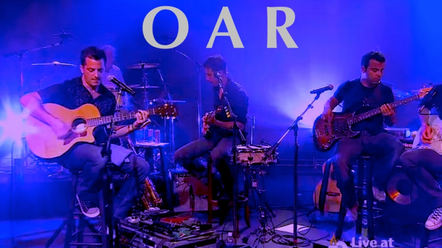 live concert hd broadcast for O.A.R.