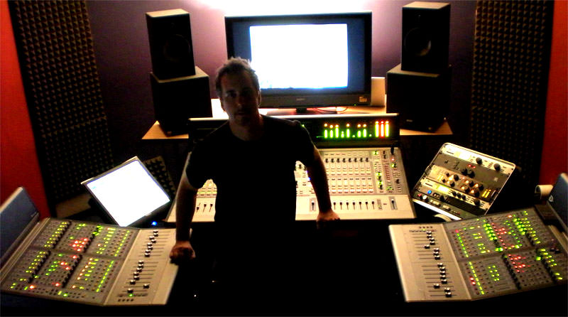 Songworx Live Mix Engineer